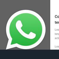 Mensajes temporales de WhatsApp: qué son, qué límites tienen y cómo usarlos