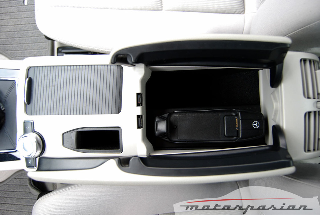 Foto de Mercedes Clase C 200 CDI BlueEfficiency (prueba) (26/56)