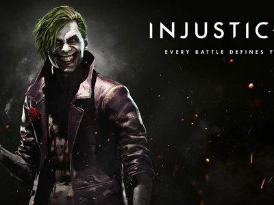 El Joker no podía faltar en Injustice 2 y ya puedes ver su primer gameplay