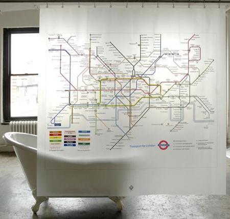 El metro de Londres en tu casa