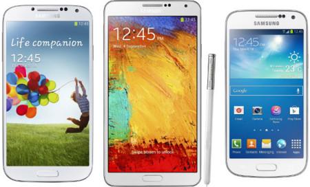 Móviles con 4G: todos los modelos Samsung