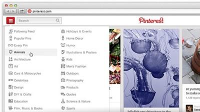 Pinterest prepara cambios en su diseño enfocados en mejorar la navegación