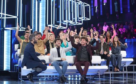 'OT 2020': una gala ágil para estrenar una edición de 'Operación Triunfo' con aires renovados