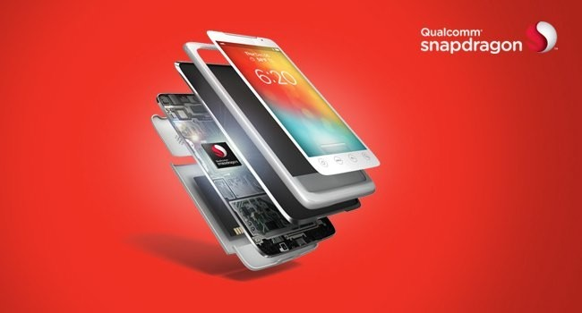 Qualcomm Snapdragon mobile phone