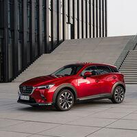Nuevo Mazda CX-3: el SUV nipón solo está disponible con el motor gasolina de 121 CV y en tracción delantera