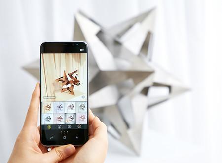 Así es la cámara del Samsung Galaxy S8: sensores Sony o Samsung y tres fotos para conformar una