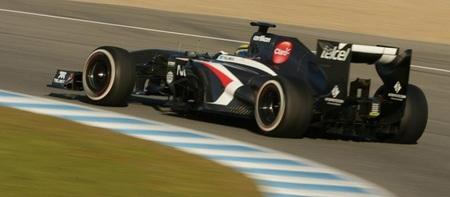 Christian Horner sorprendido con el rendimiento de Sauber y Lotus