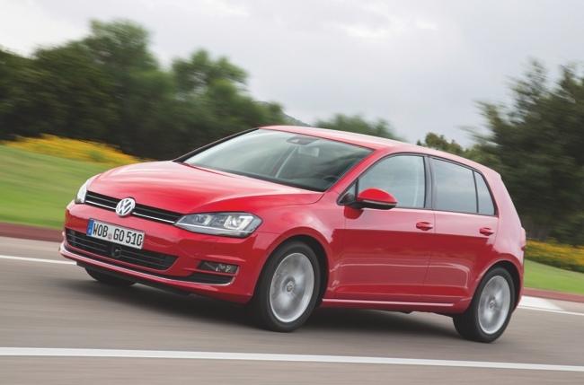 Volkswagen Golf VII Sport cinco puertas 06