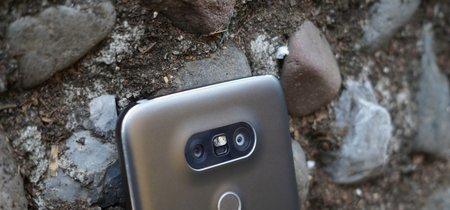 LG se pone serio: el G6 podría llegar con resistencia al agua y carga inalámbrica