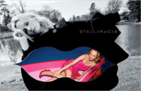 Amber Valetta seguirá siendo la imagen de Stella McCartney en el 2008