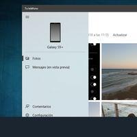 Cómo acceder a tu Android desde Windows 10 para gestionar fotos y SMS con la app 'Tu teléfono'