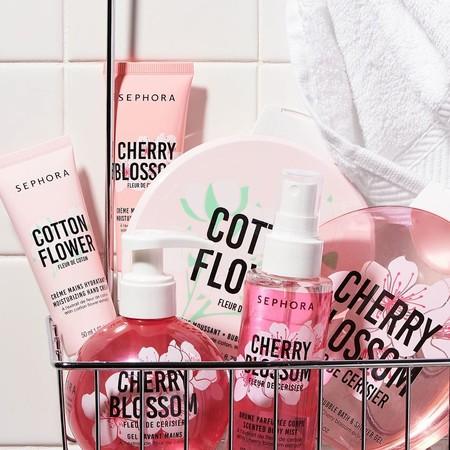 Sephora trae de vuelta sus icónicas líneas de productos para el baño para deleitar a las chicas que las echábamos de menos