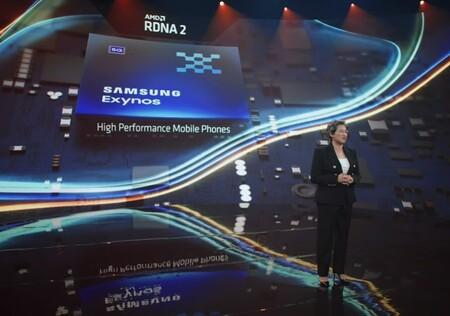 Lisa Su Amd Rdna 2 Soc Chipset Exynos Alianza Ray Tracing Smartphones Samsung