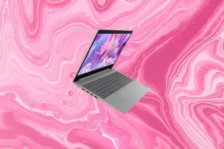 Este portátil Lenovo es un chollo bestial: 16GB de RAM, Core i5 y SSD de 512GB por menos de 500 euros en Amazon y PcComponentes