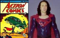La historia del robo de un cómic a Nicolas Cage será llevada al cine