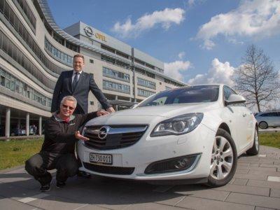 2.111 kilómetros con un depósito de gasoil y un Opel Insignia