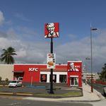 KFC y su más reciente problema: quedarse sin pollo
