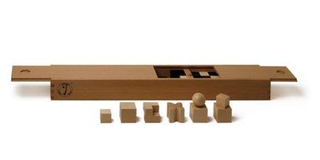 Bauhaus Schachfiguren