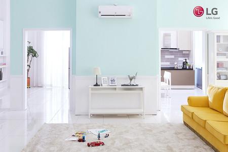 LG Air Purifying: este equipo reúne en un sólo aparato funciones de purificador y aire acondicionado