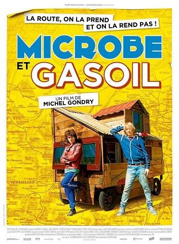 'Microbe et Gasoil', tráiler y cartel de lo nuevo de Michel Gondry