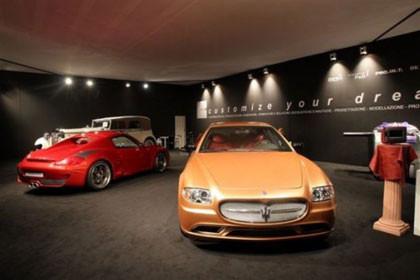 Maserati Quattroporte SM