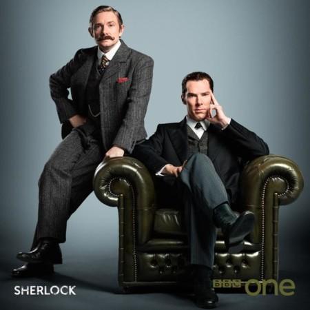 Primer tráiler del especial navideño de 'Sherlock', se confirma el cambio de época