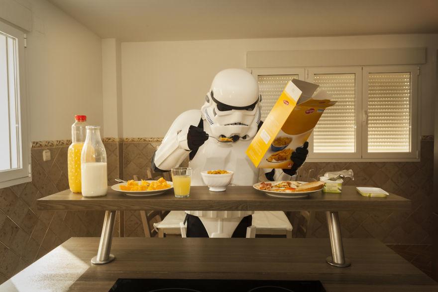 Foto de El día a día de los Stormtroopers (1/16)