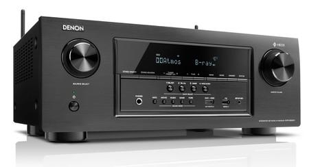 Denon presenta tres nuevos receptores AV de gama media-baja compatibles con 4K y Dolby Atmos