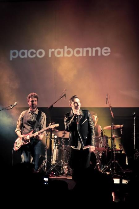 Guy Ivory el nuevo talento de Paco Rabanne Black XS Records