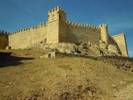 1440px Castel Of Santa Olalla Del Cala Spain 2 Oct 2012