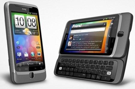 HTC Desire Z también disponible en abril con Yoigo