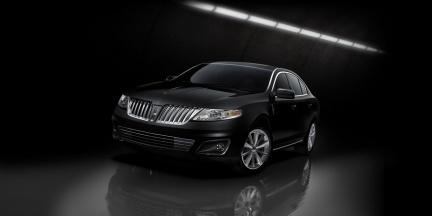 2009 Lincoln MKS, bonita berlina para el mercado americano
