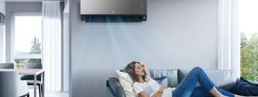 Si usas aire acondicionado en casa, estos sencillos consejos te ayudarán a ahorrar unos euros en la factura de la luz