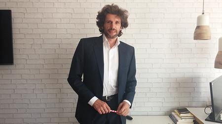 """Los clientes que tienen 300 MB en O2 """"están pagando por 100 MB"""", según Pedro Serrahima"""
