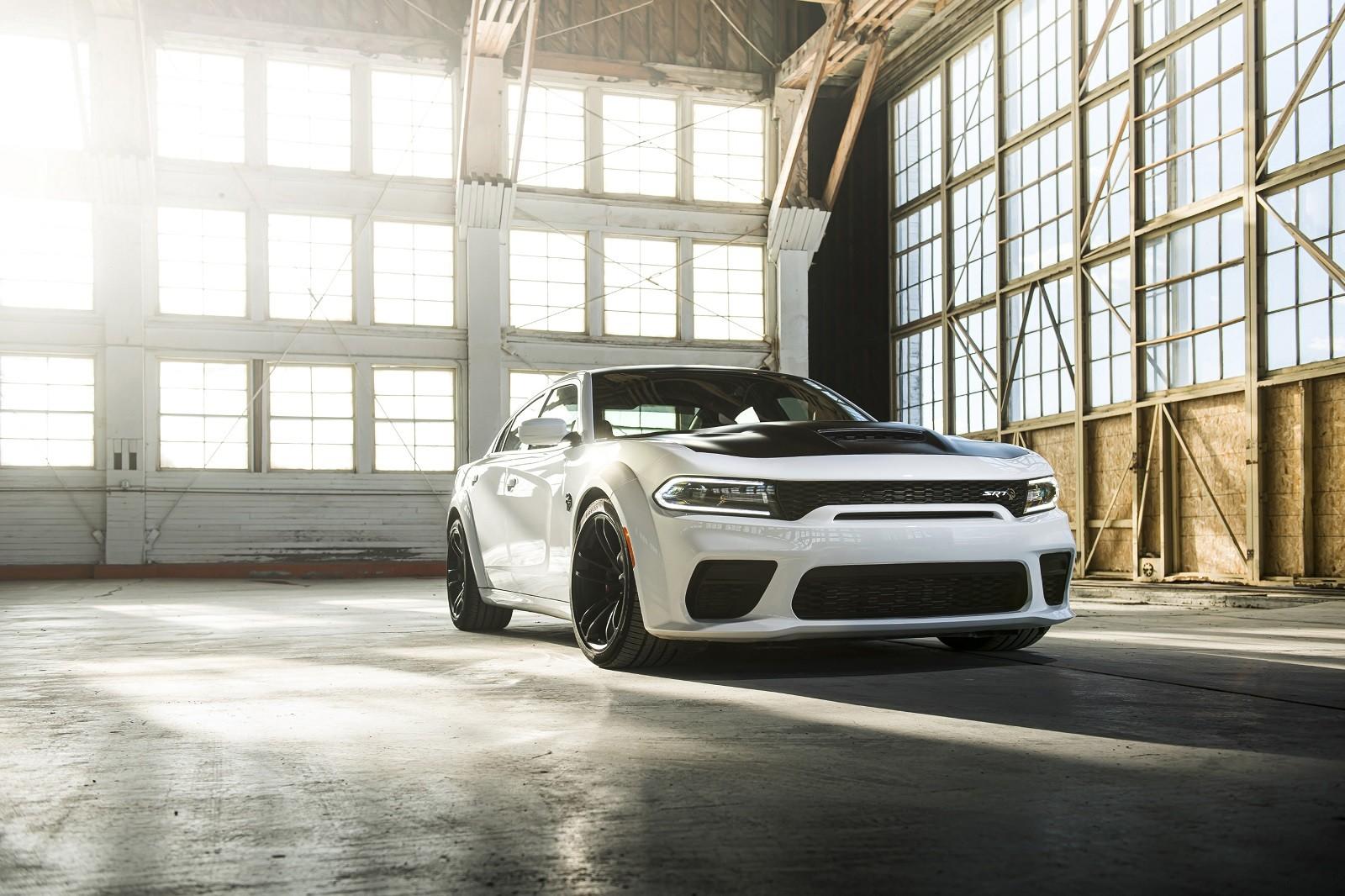Foto de Dodge Charger SRT Hellcat Redeye 2021 (6/49)