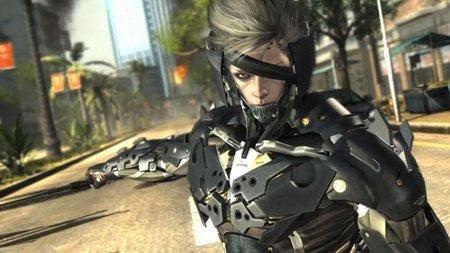 'Metal Gear Rising: Reveangeance' sigue vivo y está en manos de Platinum Games [VGA 2011]