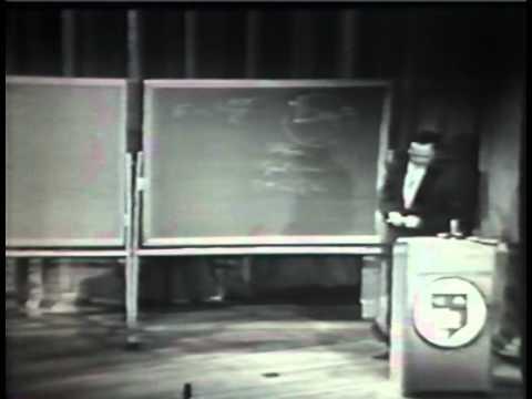 Asiste a las clases del Carl Sagan de la década de 1960: los vídeos de Richard Feynman