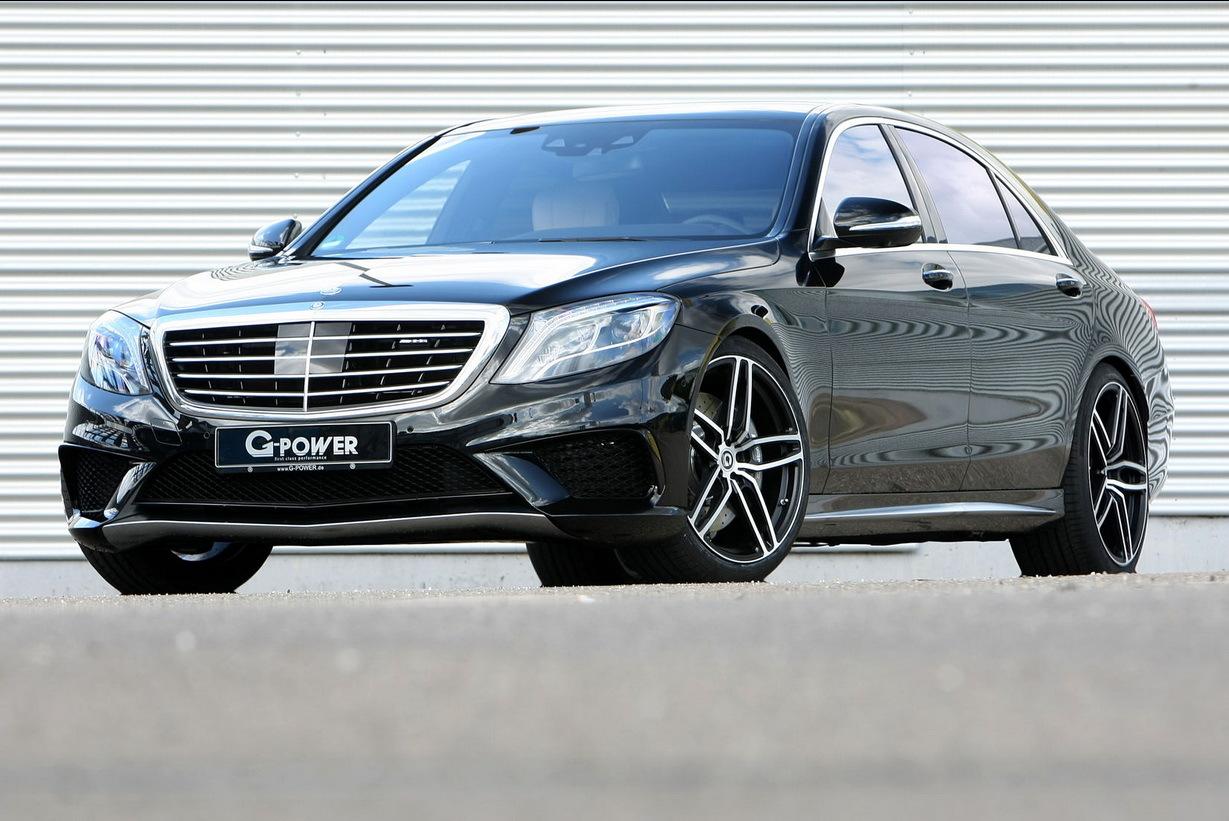 Foto de G-Power Mercedes-Benz S 63 AMG (1/7)