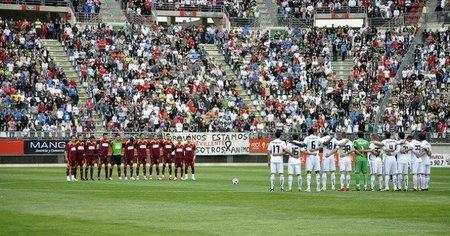 Si estás en el paro, vas gratis al fútbol en Lorca