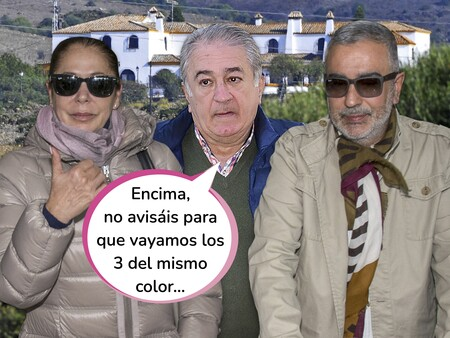 ¡Bomba! Agustín e Isabel Pantoja le niegan la entrada en Cantora a su hermano Bernardo (padre de Anabel) por este sucio motivo