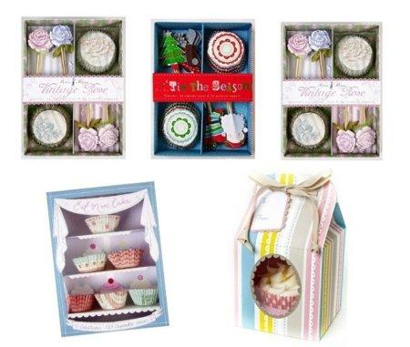 Meri Meri, una opción para decorar y presentar los cupcakes