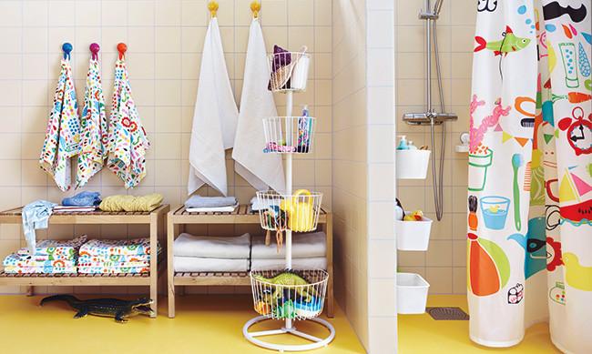 Baño Para El Nuevo Ano: desde los primeros años la importancia de tener el baño ordenado