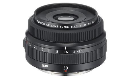 Fujinon Gf 50mm F3 5 R Lm Wr
