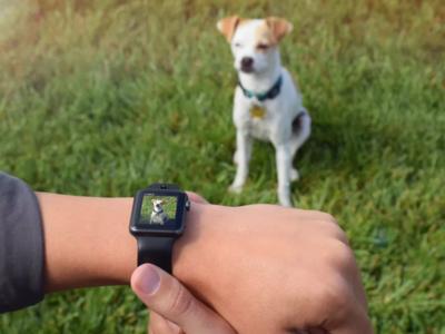 Glide lanzará una correa con doble cámara para el Apple Watch