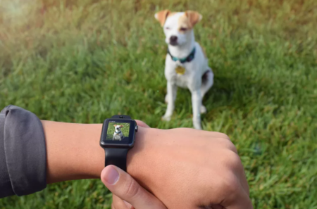 Glide lanzará una correa con doble cámara para el Apple Watch
