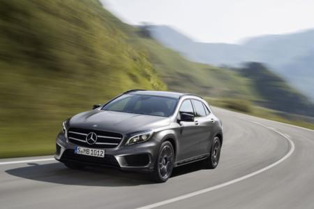 Mercedes-Benz GLA, un SUV con buena estrella