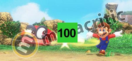 La lluvia de reseñas positivas de Super Mario Odyssey ha roto Metacritic