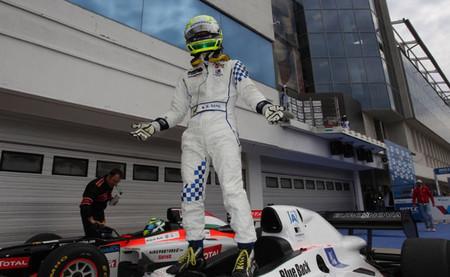 Kimiya Sato conquista Hungaroring