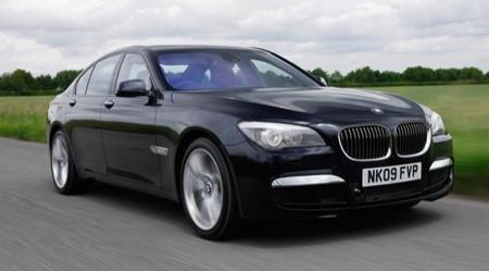 BMW Serie 7 M (que no BMW M7)