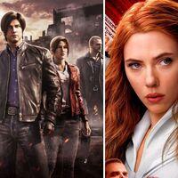 13 estrenos y lanzamientos imprescindibles para el fin de semana: 'Viuda Negra', 'Resident Evil: Oscuridad infinita', Daleks y mucho más
